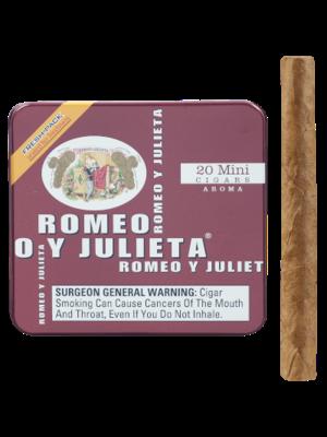 RyJ Minis Aroma (Red) - 20pk