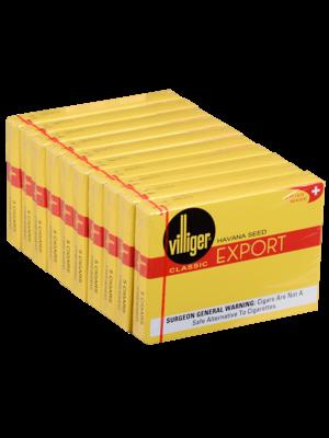 Villiger Export Box - 10/5pk