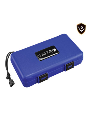 Vector Vector Travel Humidor - Holds 5 - Blue