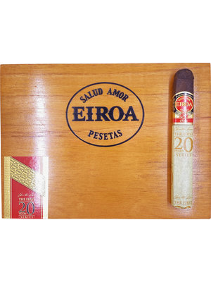 Eiroa Eiroa The First 20 Years 6x54 - single