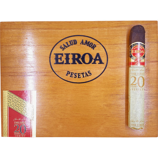 Eiroa The First 20 Years 6x54 - single