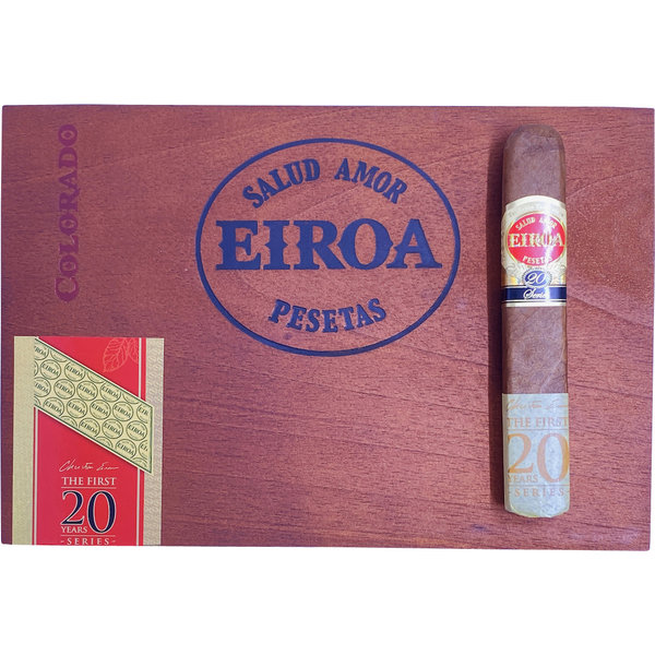 Eiroa The First 20 Years Colorado 5x50 - single
