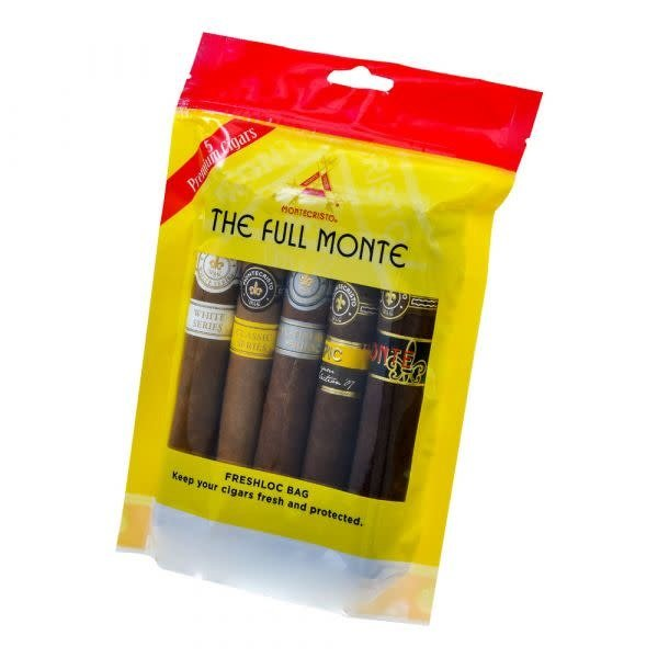 Montecristo - The Full Monte sampler - 5pk
