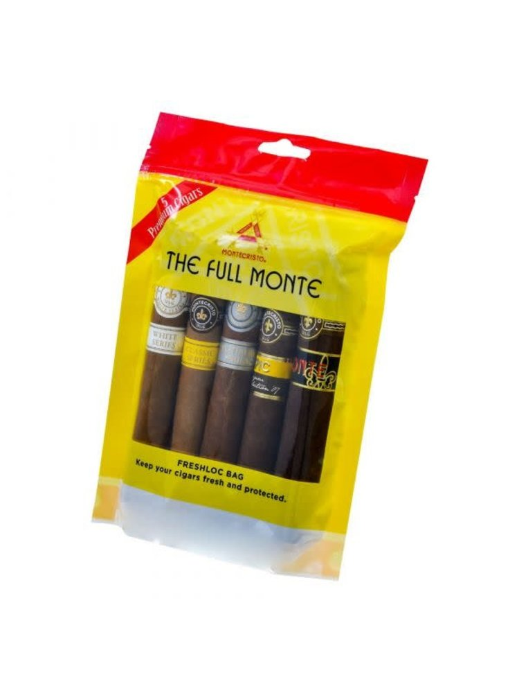 Montecristo White Montecristo - The Full Monte sampler - 5pk