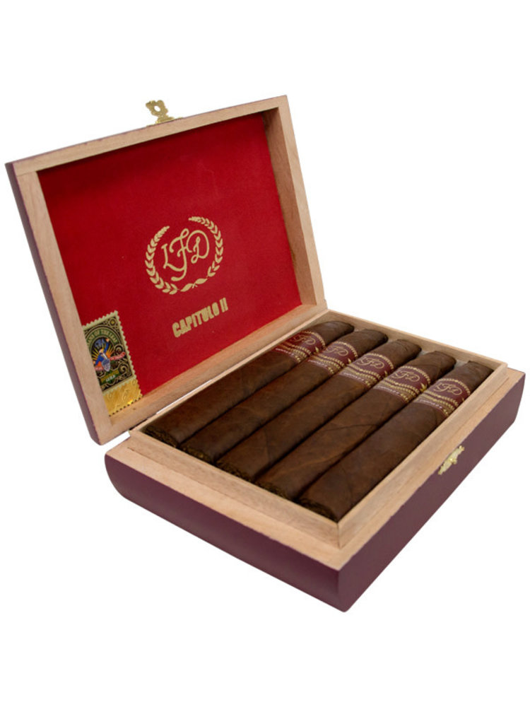 LFD Limited Production Cigars La Flor Dominicana Capitulo II - Box 10