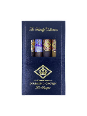 Diamond Crown Family Collection Sampler