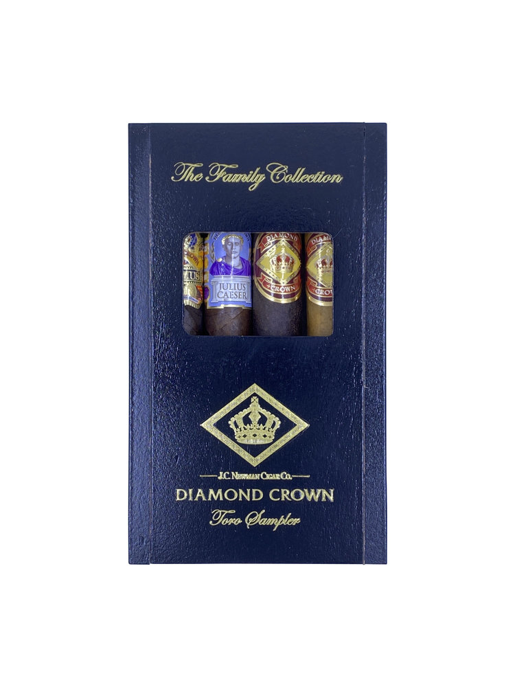 Diamond Crown Family Collection Sampler