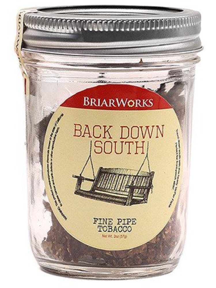 BriarWorks Pipe Tobacco Briarworks Back Down South 2 oz.