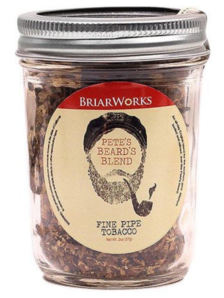 BriarWorks Pipe Tobacco Briarworks Pete's Beard's Blend 2 oz.