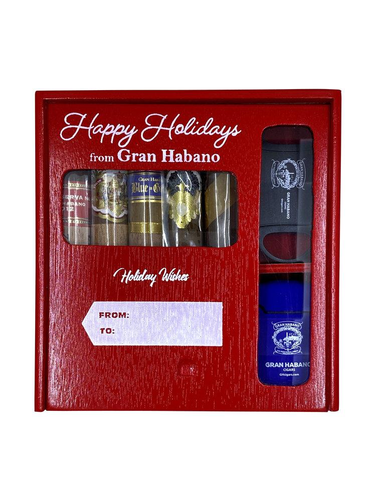 Gran Habano Holiday Sampler - 5 cigars
