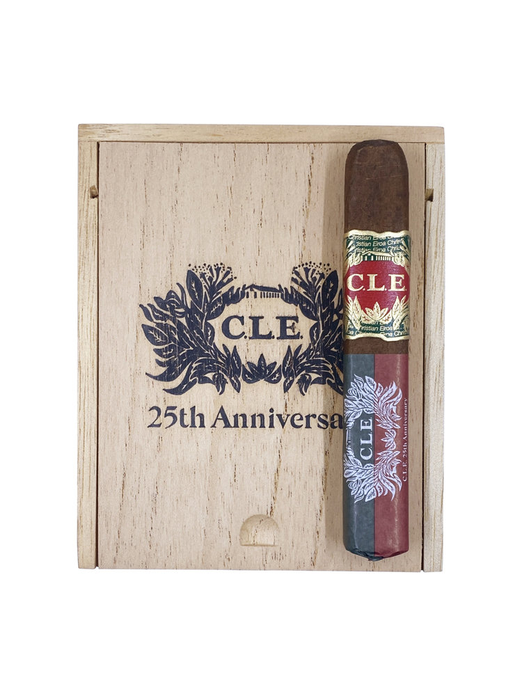 CLE CLE 25th Anniversary 5x50 - single