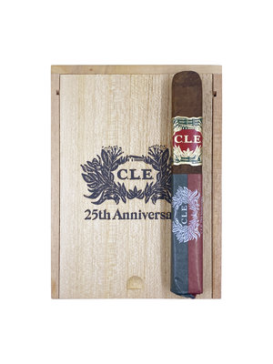 CLE CLE 25th Anniversary 6x54 - single