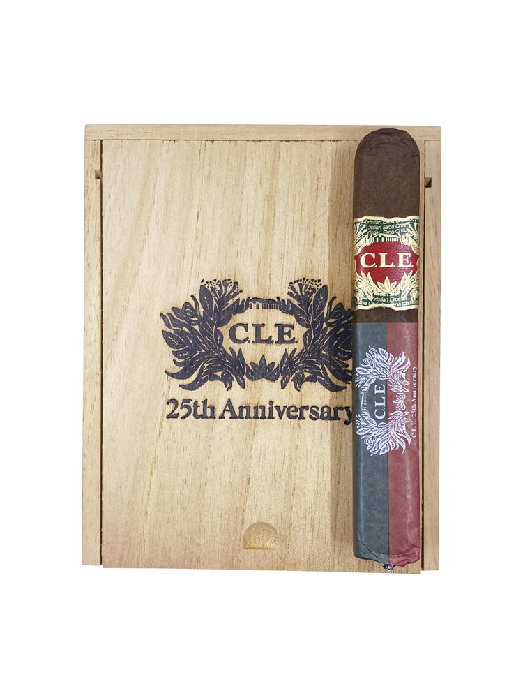 CLE CLE 25th Anniversary 6x60 - Box 25