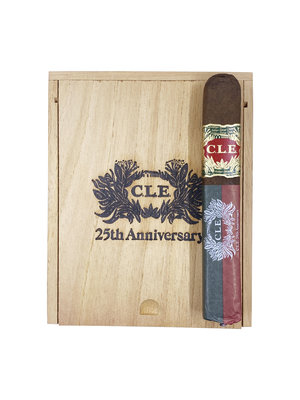 CLE CLE 25th Anniversary 6x60 - single