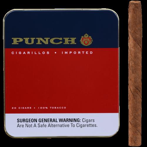 Punch Cigarillos - 20pk