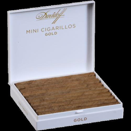 Davidoff Mini Cigarillos Gold - 20pk