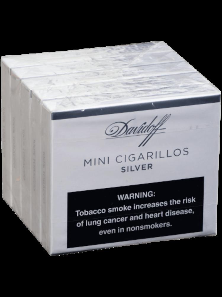 Davidoff Mini Cigarillos Silver - 5/20pk