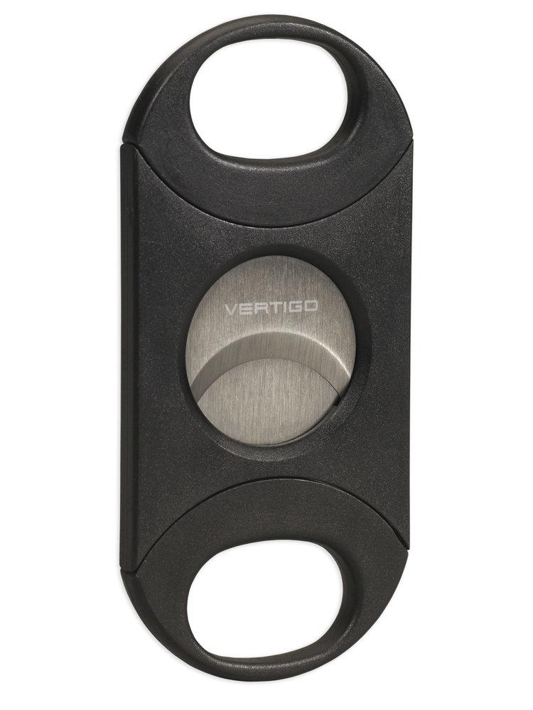 Lotus Lotus 2 Finger Cigar Case ( 70 ring) w/ cutter- Carbon Fiber Wrap