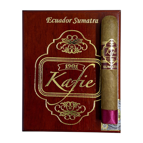 Kafie 1901 Kafie 1901 Sumatra Maduro Robusto - Box 20