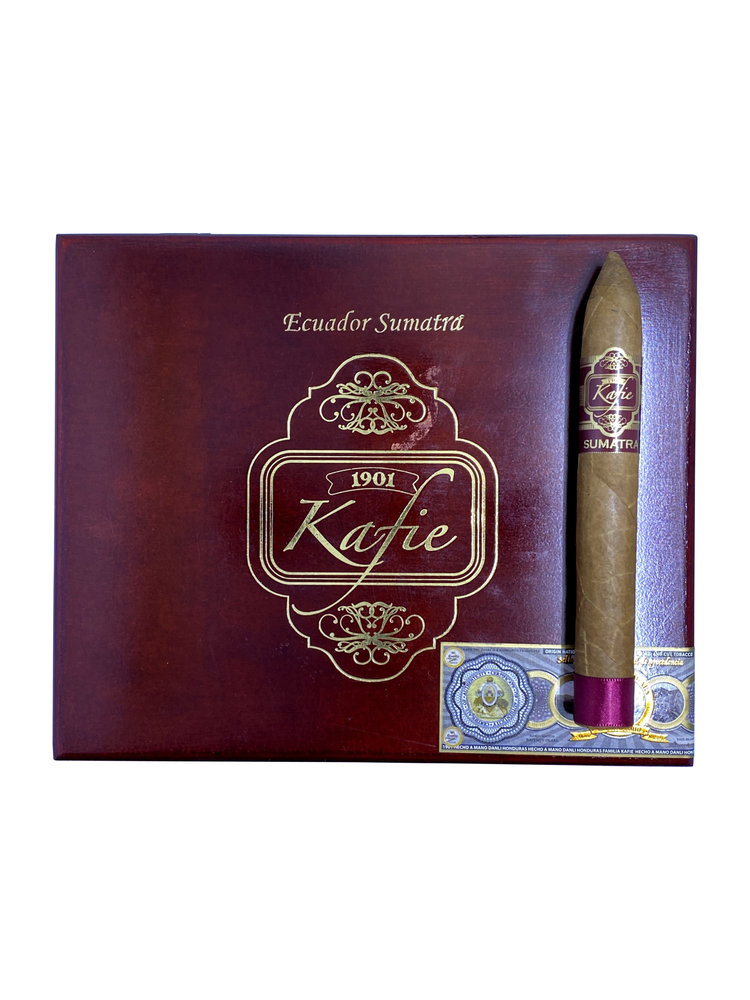 Kafie 1901 Kafie 1901 Sumatra Maduro Torpedo - single