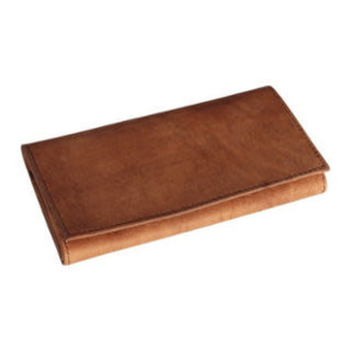 4th Generation 4th Generation - Leather Rollup Tobacco Pouch - Hunter Brown