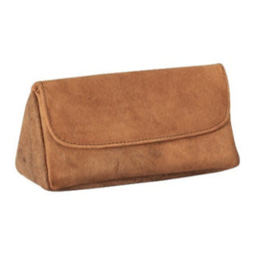 4th Generation 4th Generation - Leather Pipe and Tobacco Pouch - Hunter Brown