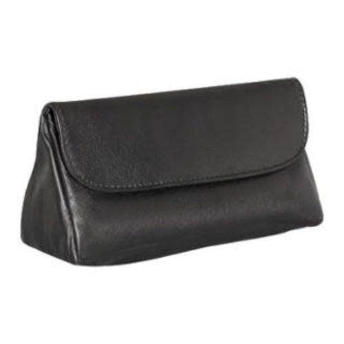 4th Generation 4th Generation - Leather Pipe and Tobacco Pouch - Black
