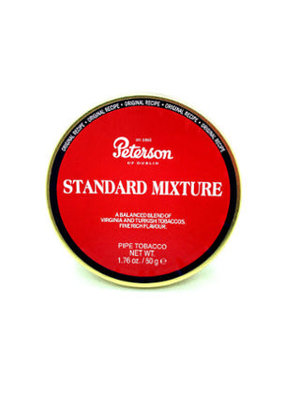 Peterson Pipe Tobacco Peterson Pipe Tobacco - Standard Mixture 50g