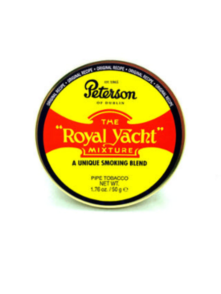 Peterson Pipe Tobacco Peterson Pipe Tobacco - Royal Yacht 50g