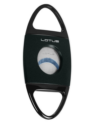 Lotus Lotus Jaws Serrated Cutter - Green and Black