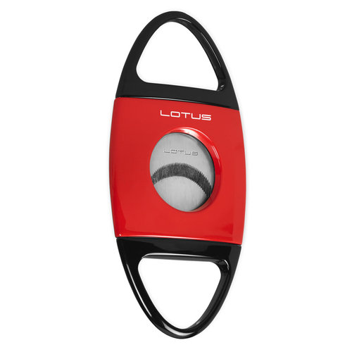 Lotus Lotus Jaws Serrated Cutter - Red and Black