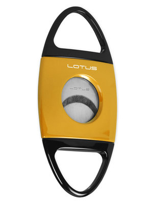 Lotus Lotus Jaws Serrated Cutter - Yellow and Black