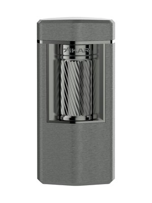 Xikar XIKAR Meridian Flint Lighter - Gunmetal