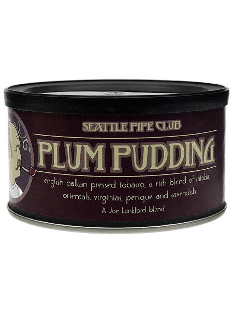 Seattle Pipe Club SPC Pipe Tobacco - Plum Pudding 2 oz.