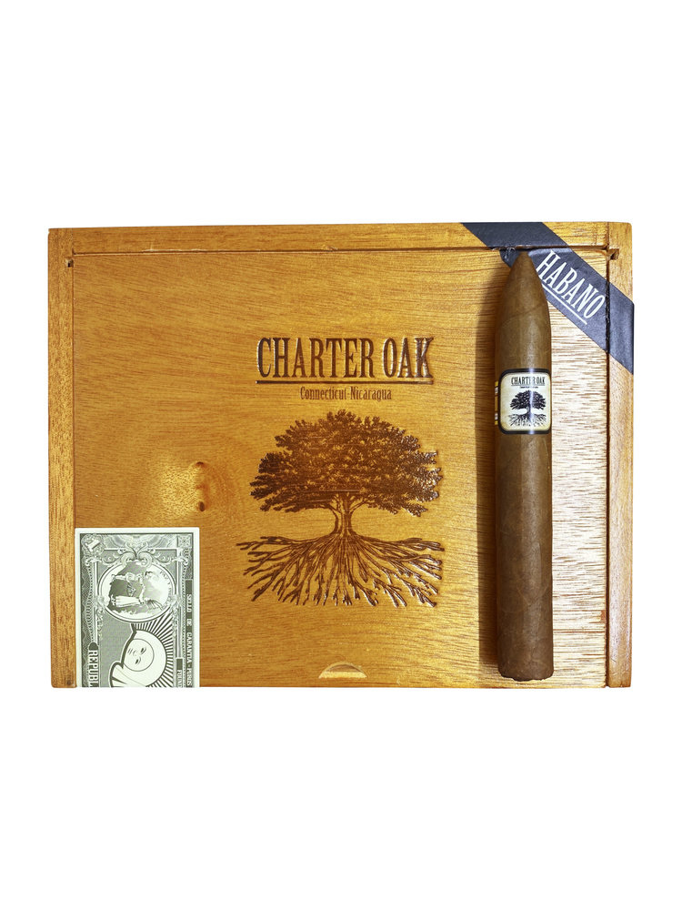 Charter Oak Charter Oak Torpedo Habano - single
