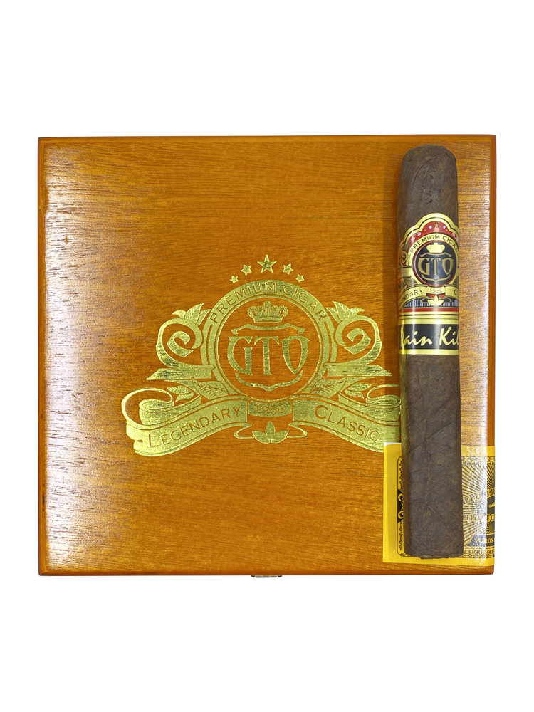 GTO Cigars GTO Box Press Pain Killer Maduro - single