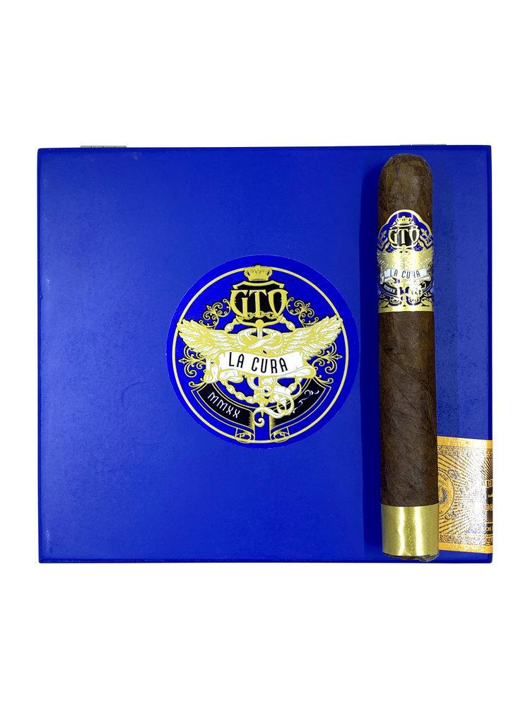 GTO Cigars GTO La Cura Toro Maduro Fuerte - single