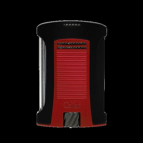 Colibri Colibri Daytona - Single Torch - Red and Black