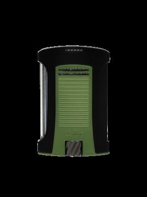 Colibri Colibri Daytona - Single Torch - Green and Black