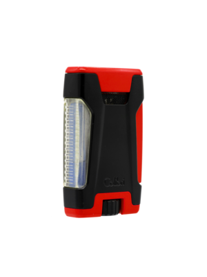 Colibri Colibri Rebel - Double Torch - Black and Red