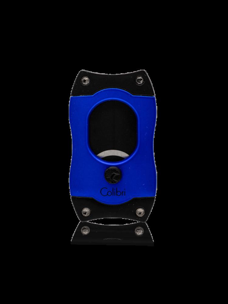 Colibri Colibri S-CUT Cigar Cutter - Black and Blue