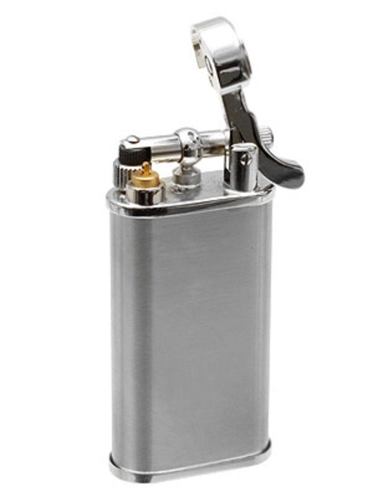 Kiribi Lighters Kiribi Lighters - Kabuto - Silver Satin
