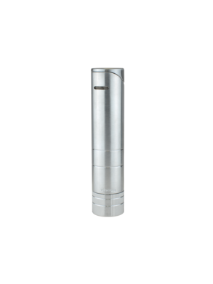 Xikar XIKAR Turrim Double Lighter - Silver