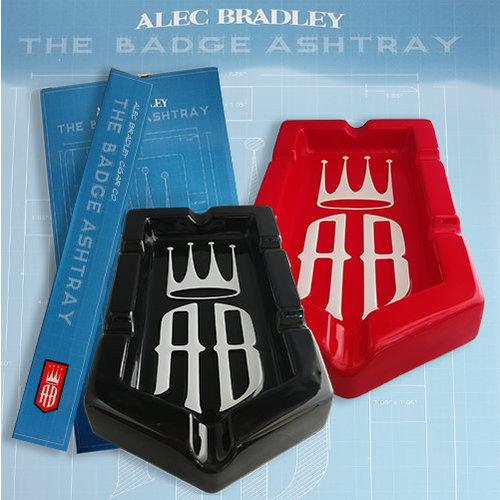The Badge Ashtray - By Alec Bradley
