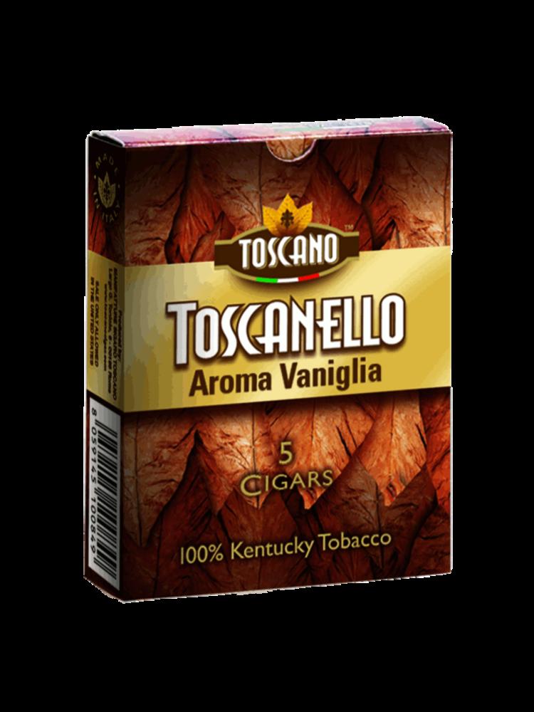 Toscano Toscanello - Vaniglia - 5pk