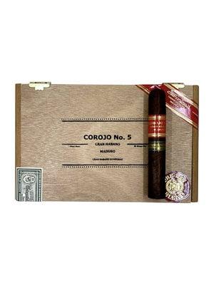 Gran Habano Gran Habano Corojo No.5 Maduro Robusto - Box 20