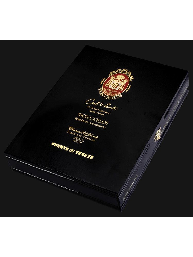 Arturo Fuente Don Carlos Don Carlos Edicion de Aniversario Double Robusto - Box 10