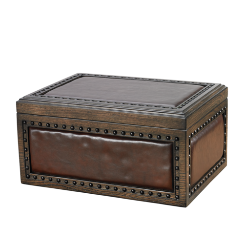 Quality Importers Nottingham Humidor - Holds 200