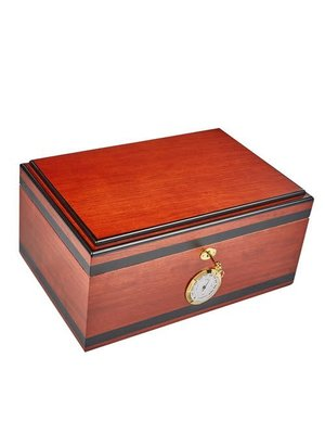 Quality Importers Bally VII Humidor - Holds 100