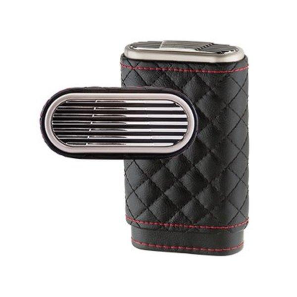 XIKAR Triple Cigar Case - High Performance